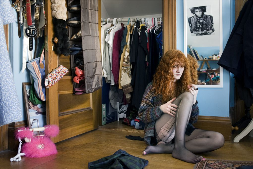 L'image du mercredi : A Girl and Her Room