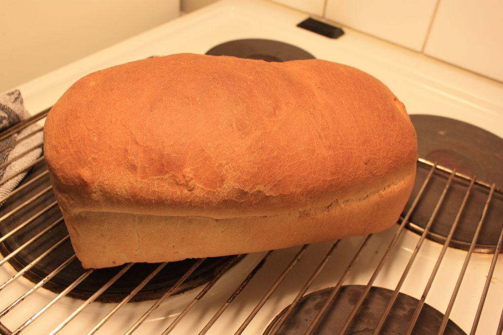 mon 1er pain de mie