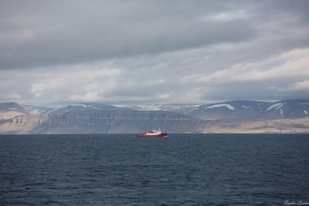 Lance... 3e partie : en route vers Tempelfjorden