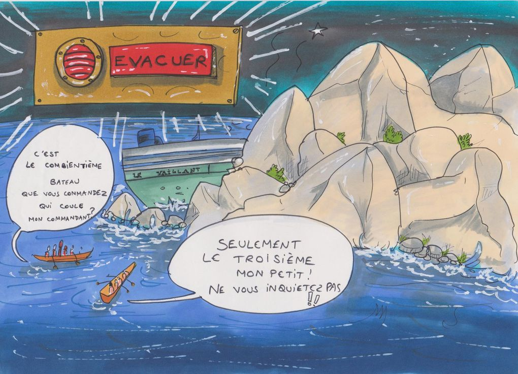 dessins de différents collaborateurs illustrant nos contes ( Nicolas Hilfiger,Olivier le Pirate,Ulric Joyeux,Michel Lascault,Elisabeth Vidal,Capucine Mazille,Arnaud Moltini,Chen Siqing...)