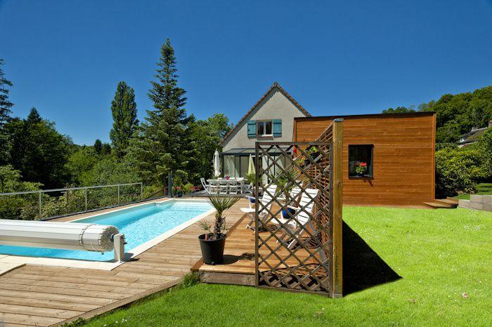 Photos de nos projets en extension bois
