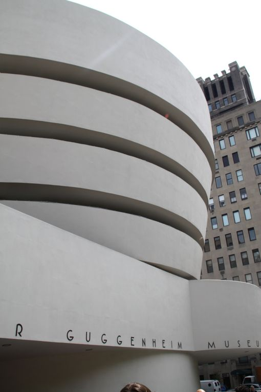 Guggenheim de New York, photos avril 2010