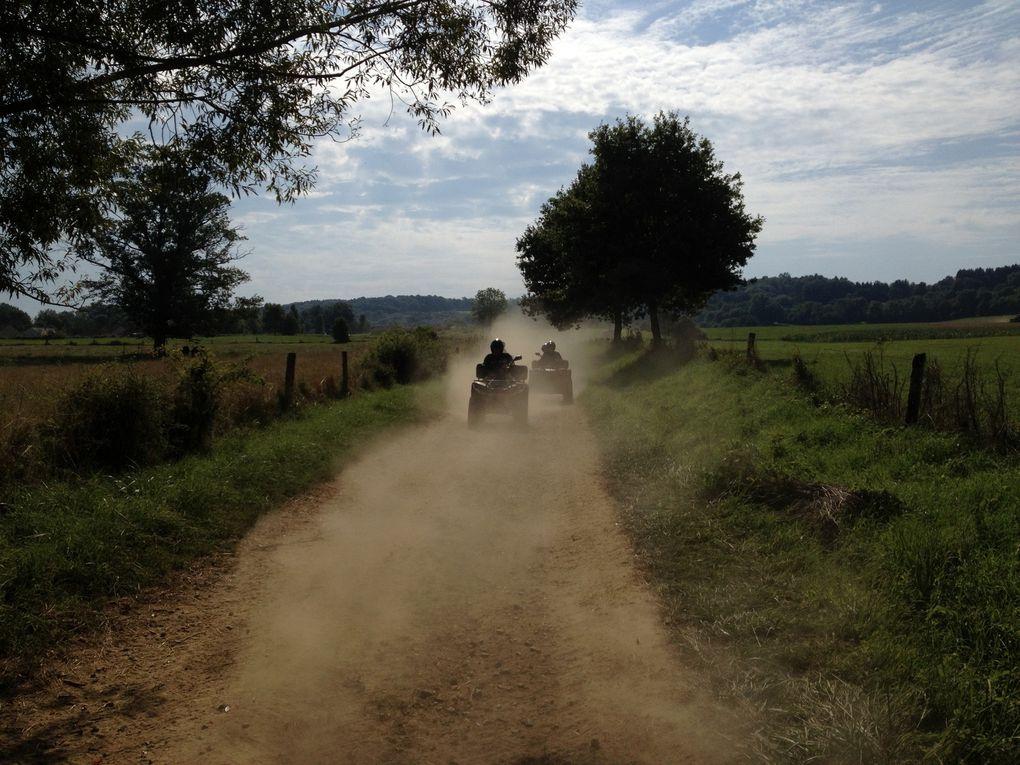 Rando Quads et Buggys 4x2 en Ardenne