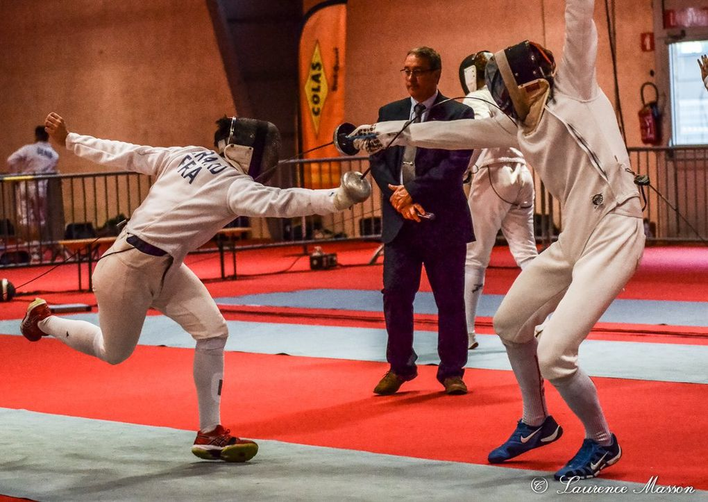 Championnat de France Senior 2017 - Albi