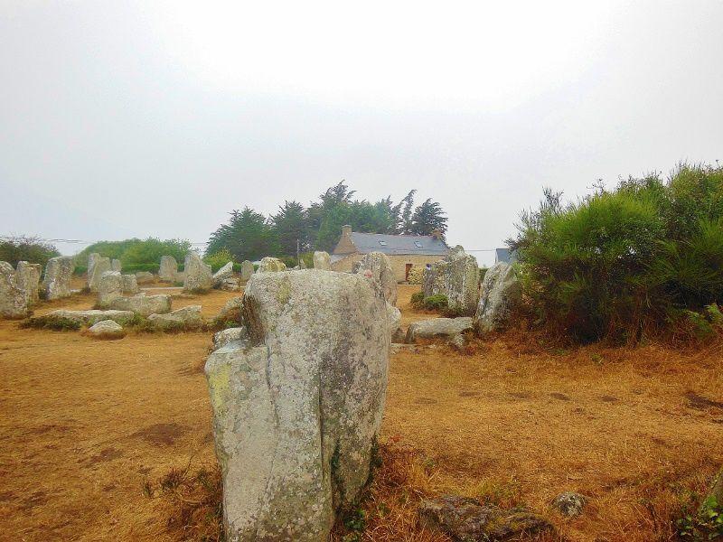Mégalithes de Kerzerho - Bretagne