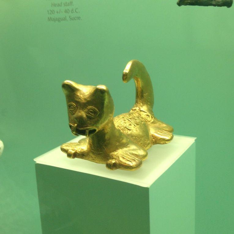 Musee de l'or de Cartagena