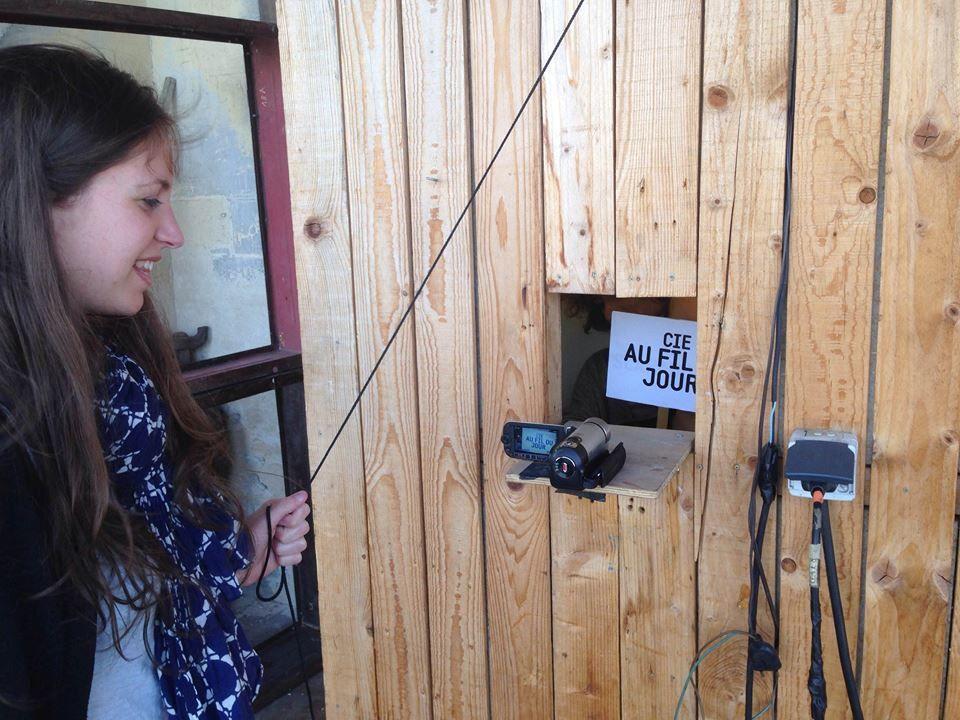 tournage videomaton