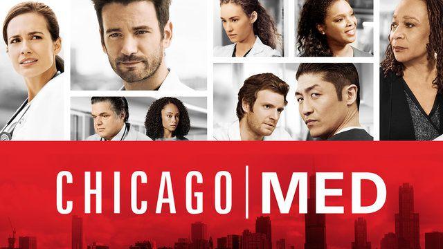 CHICAGO MED - Laura Préjean / Dick Wolf