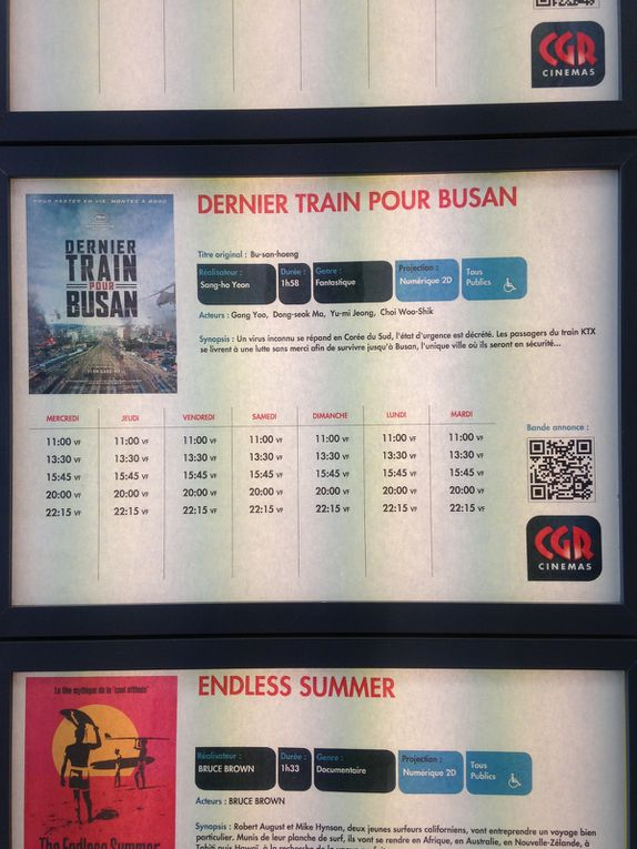 DERNIER TRAIN POUR BUSAN - Régis Reuilhac / Sang-Ho Yeon