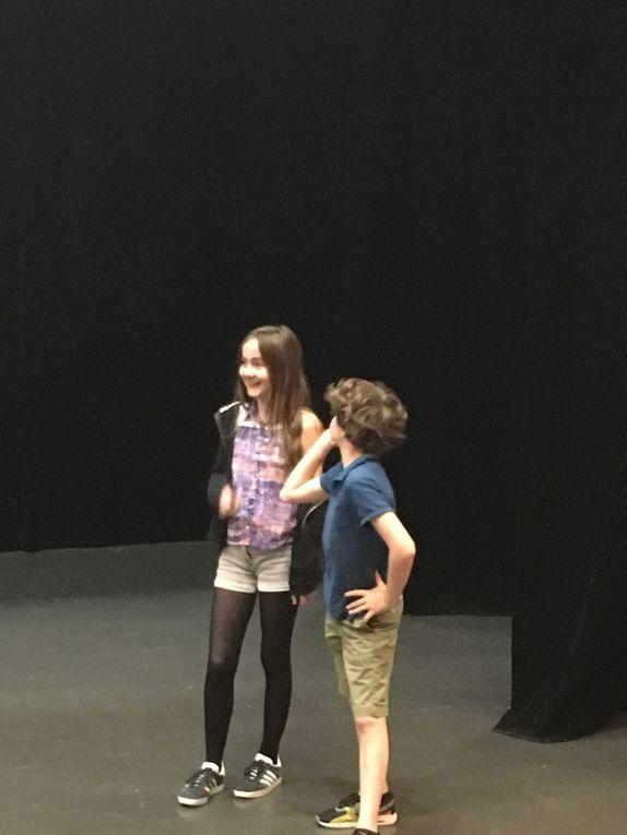 CENDRILLON (Théâtre Pierre Lamy de l'Ecole Alsacienne - Paris)
