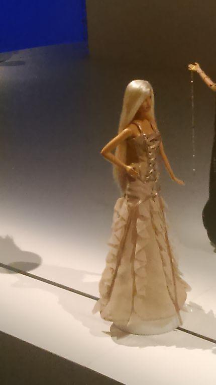 L'expo Barbie: petit retour en enfance