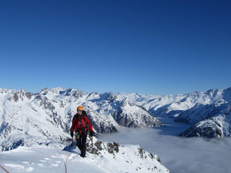 Les sorties alpinisme