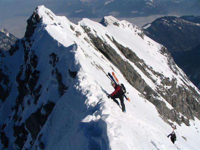 Les sorties ski de randonnée
