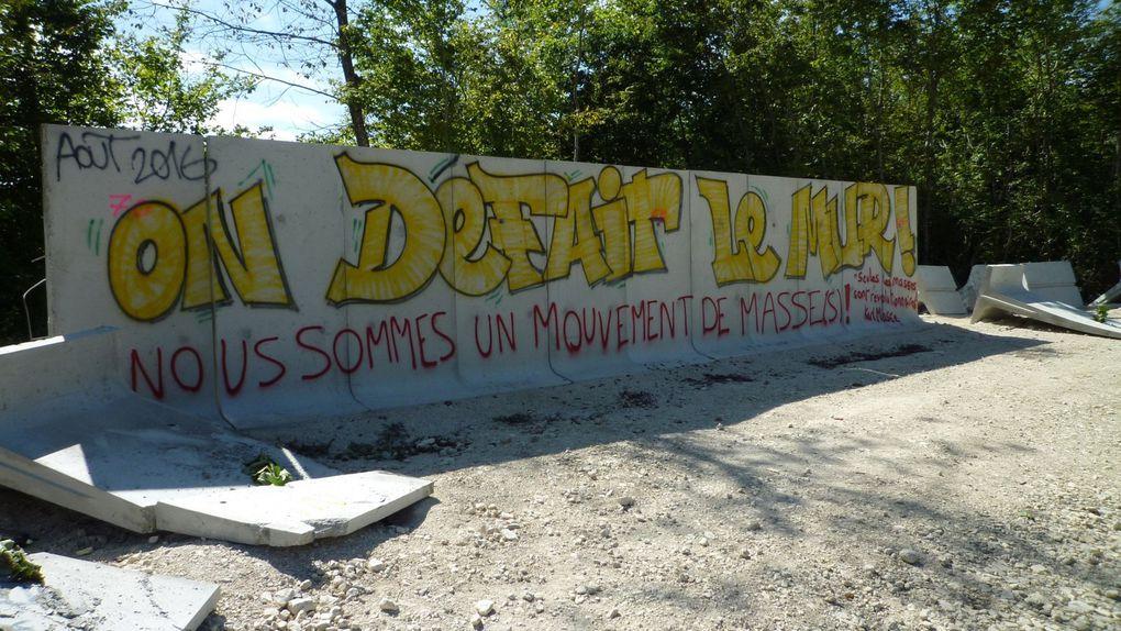Le mur est tombé au Bois Lejuc