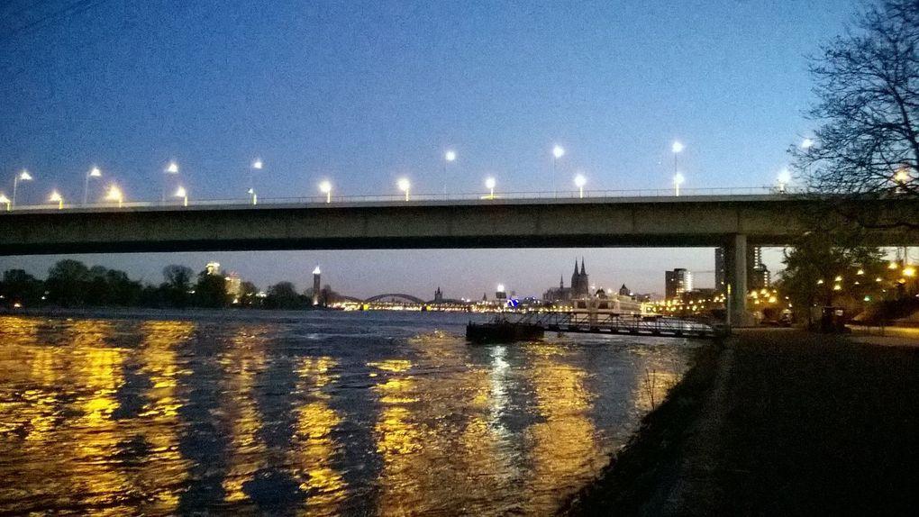 Projet &quot&#x3B;Espace à l'espace&quot&#x3B;: notre voyage à Cologne