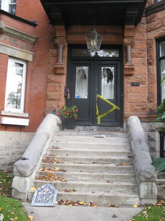 Hallowenn  au Canada Montreal sur charlotteblabla blog*