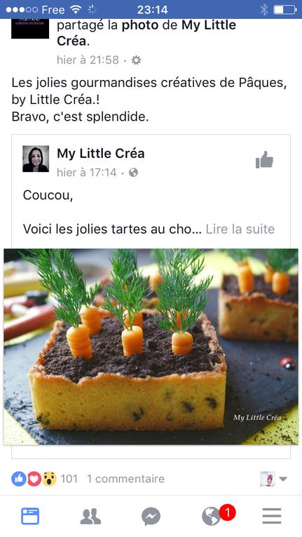 #paques #facebook #charlotteblablablog