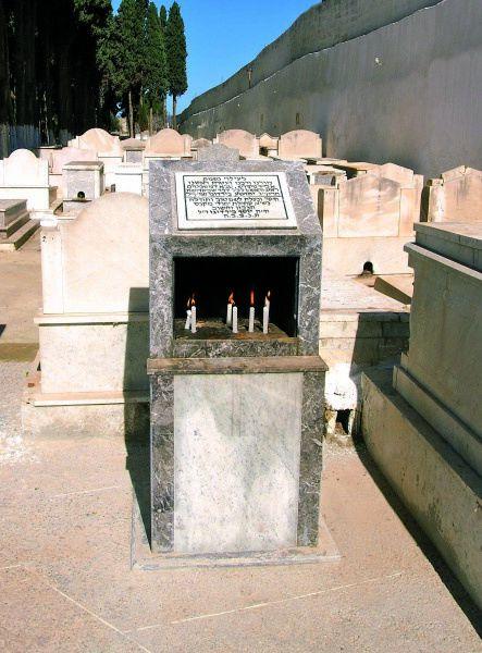 Nouveau cimetière israélite de Meknès. (Photos Conseil des communautés israélites du maroc)