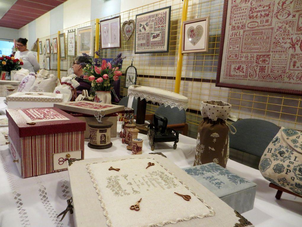 Le premier salon à Villers - Semeuse