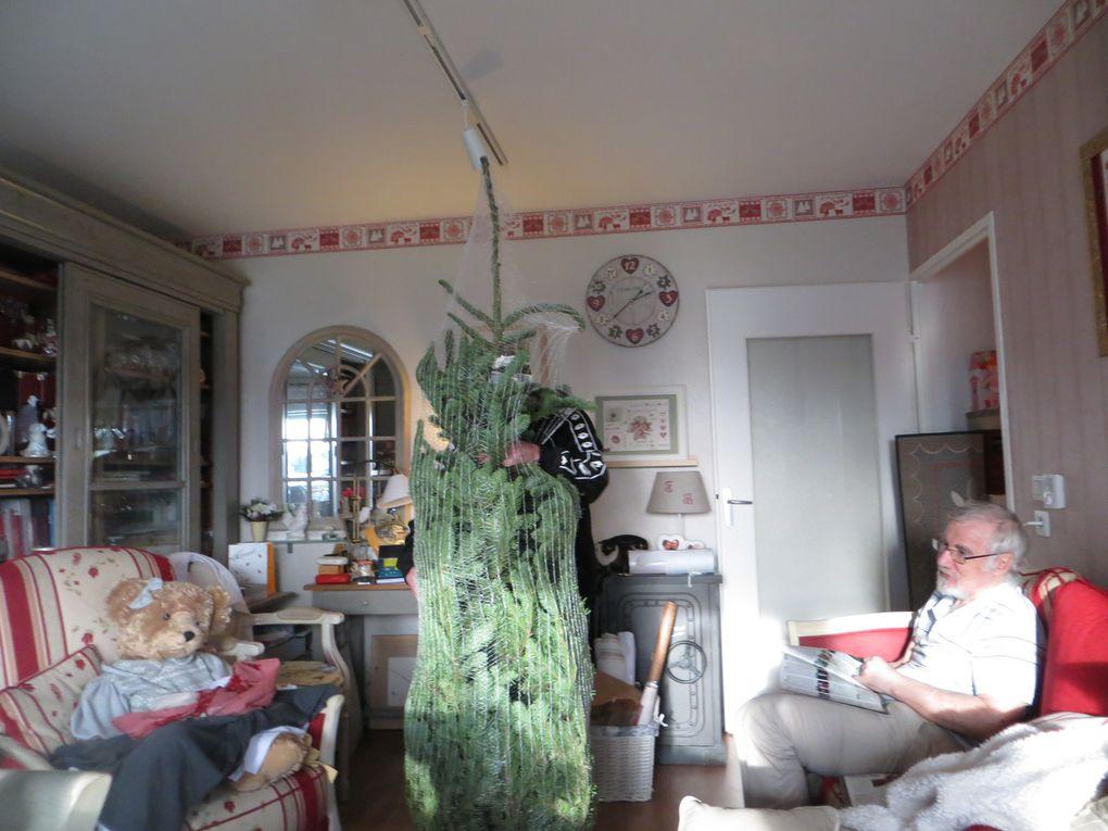 Que du bonheur les préparatifs de Noel , l'anniversaire de mon fils un lendemain d'anniversaire avec ses amis ...