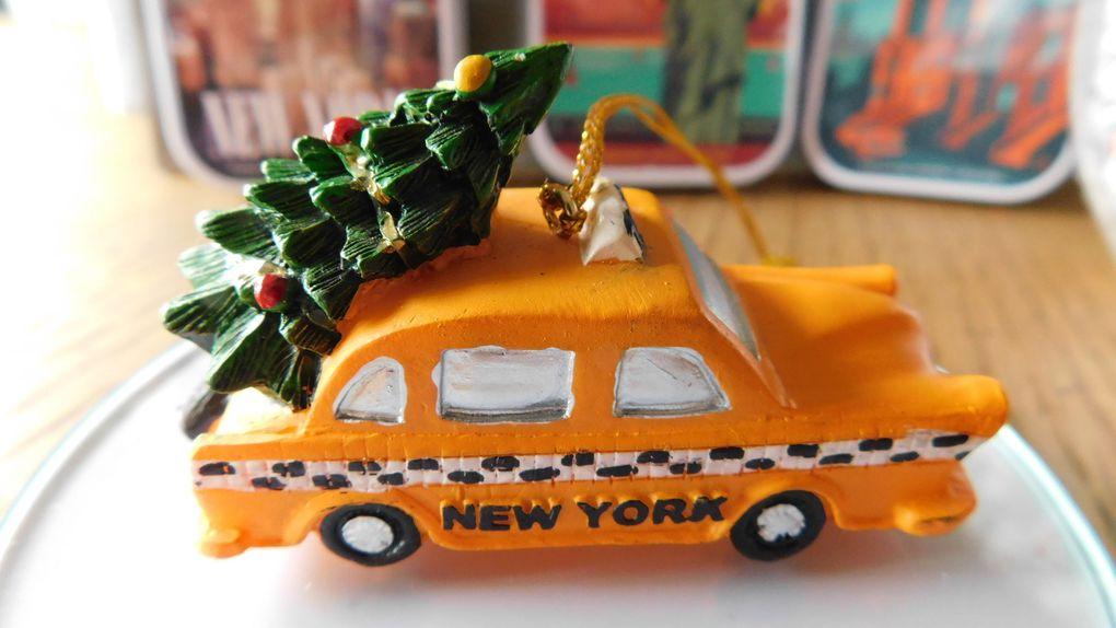 Cadeaux depuis New York cityyyyy ....