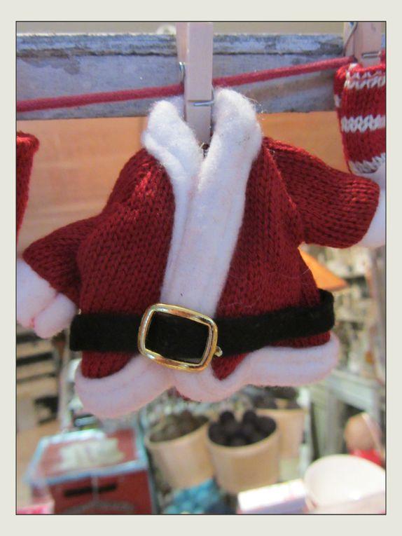 Le Père Noël se prépare...