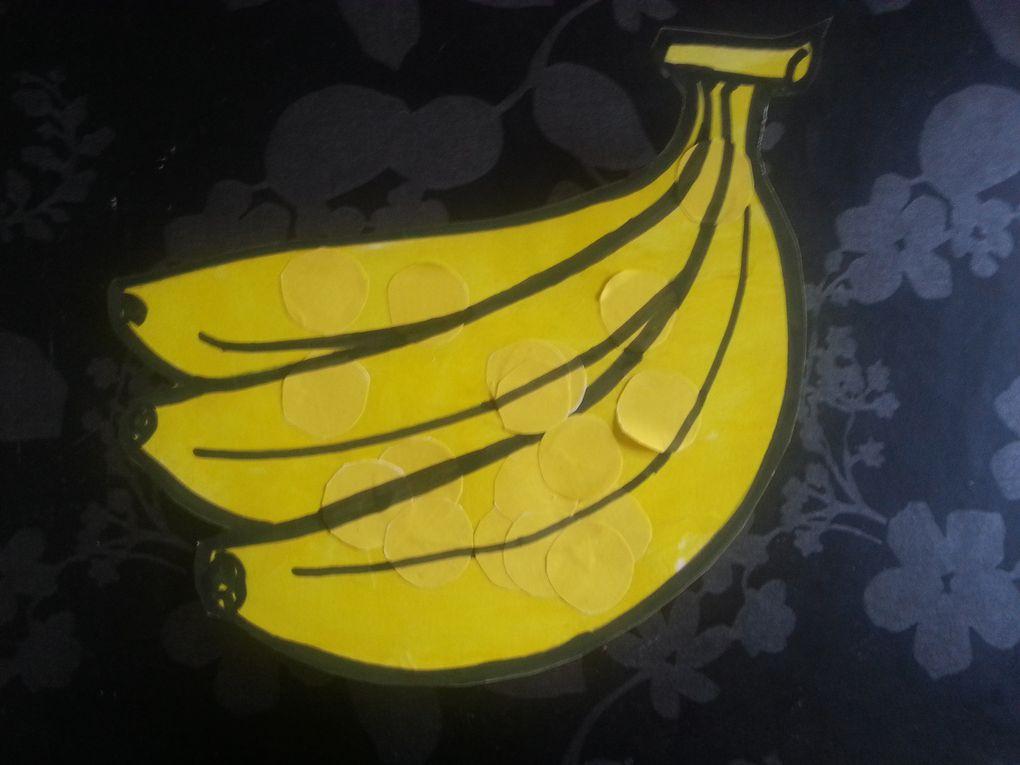 LES FRUITS DE LENNY : la banane