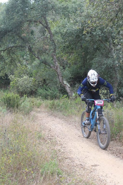 Enduro Roc Canyon 10 octobre 2013