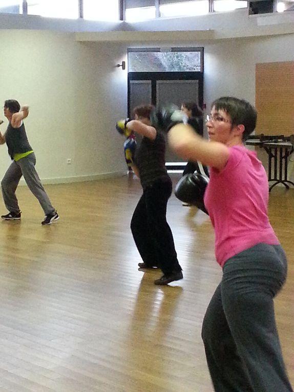 Fitness / Aéro-boxe Février 2014