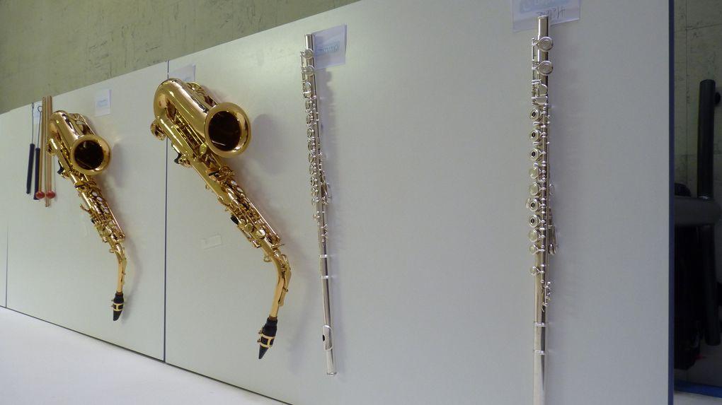 Retour en Images sur la remise des Instruments 6ème du samedi 11 avril 2015