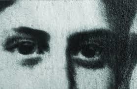"""Affiche """"100 Years - 100 Artists"""", portraits de Patricia Kishishian (N&B) et Fanny Crouet"""