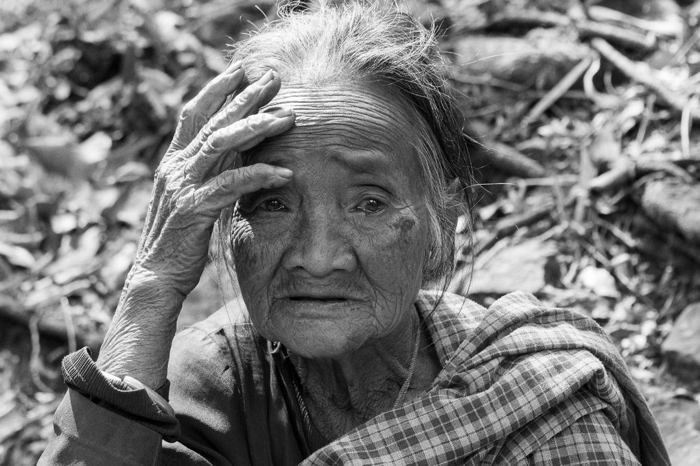 Quelques photographies de Martin Mugniot -Sourires et paysages du monde