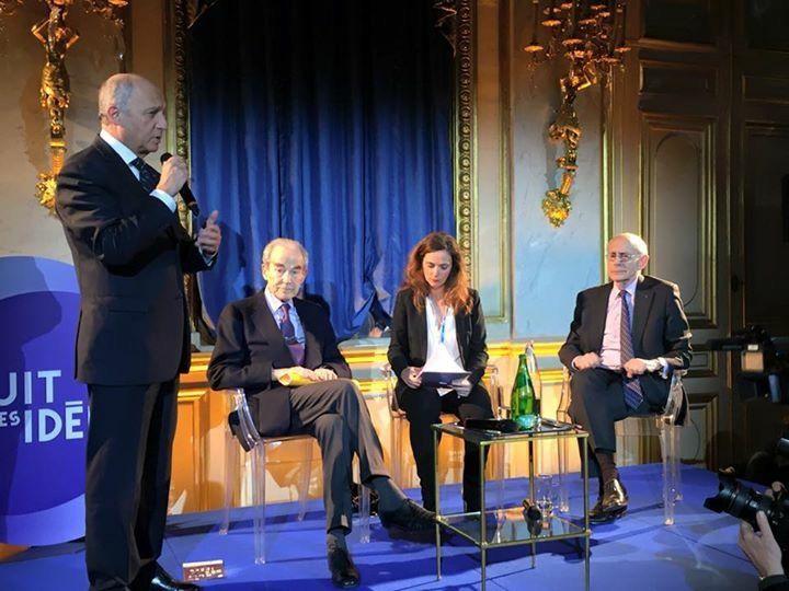 Nuit des Idées, Quai d'Orsay : Robert Badinter