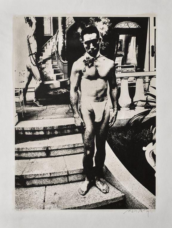 #Barakei Galerie @Eric_Mouchet #Mishima #Hosoe