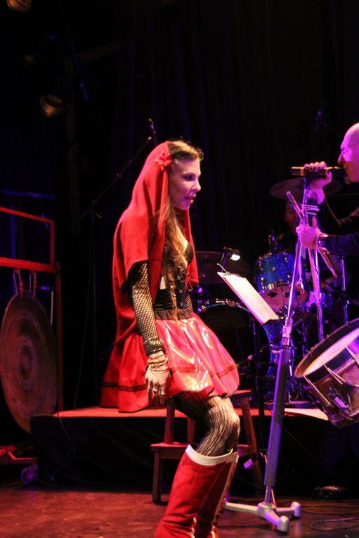 Gogol 1° en concert le 28-02-14 à l'Arcade à Notre Dame de Gravenchon