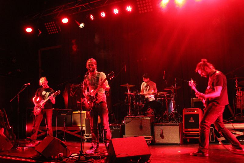 Nellcote à l'Arcade 12-09-2015