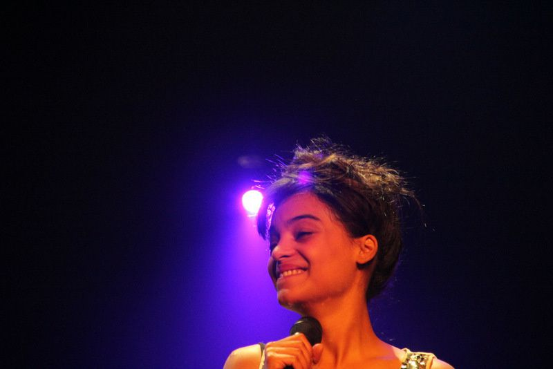 AGATHE JAZZ QUARTET Juliobona 26-02-2016