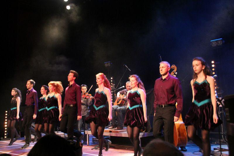 Pied's'trad et Souffle Celtic la foege Harfleur 18-03-2016