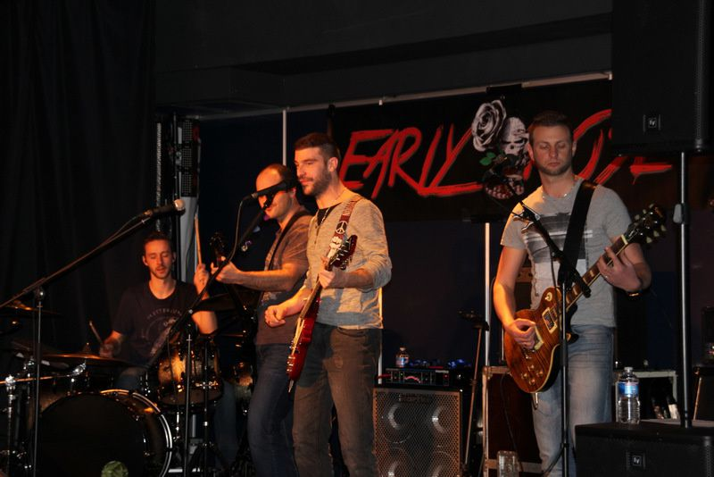 Early Rose Arcade 19-11-2016