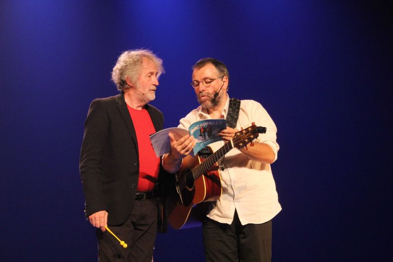 Vincent Roca et Wally Lillebonne 23-05-2017