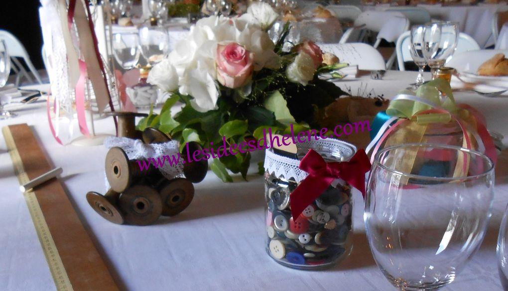 D coration mariage les id es d 39 h l ne nounou de mariage coaching d co for Article decoration mariage