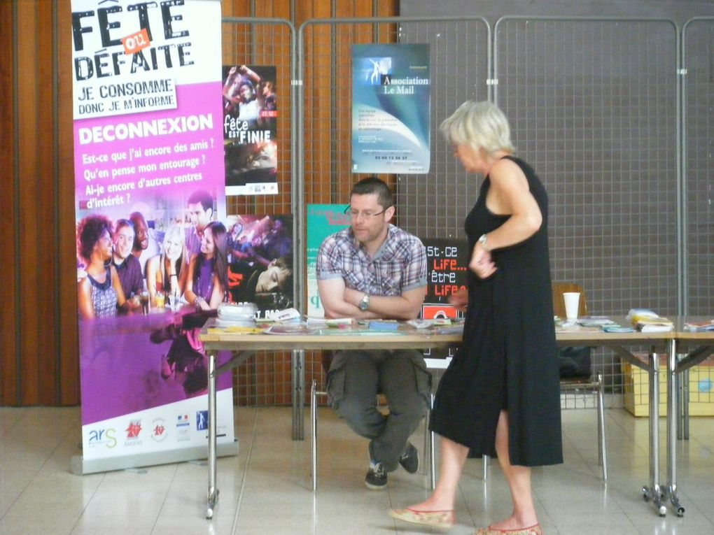 Forum des associations.