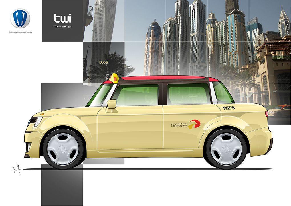 Twi, le taxi mondial
