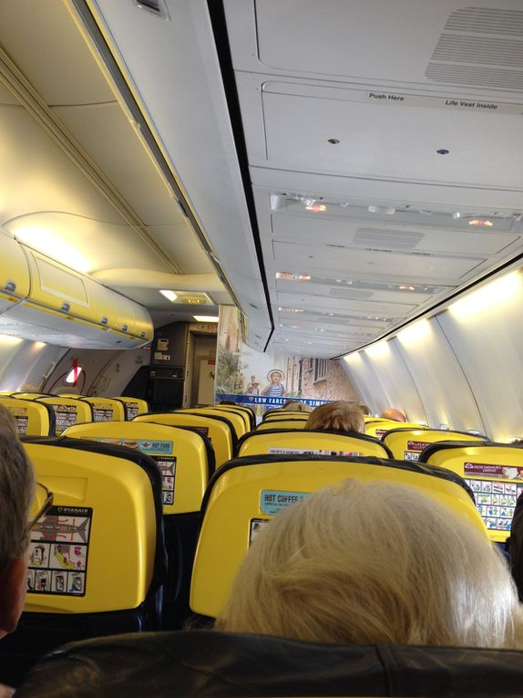 Flying with Ryanair