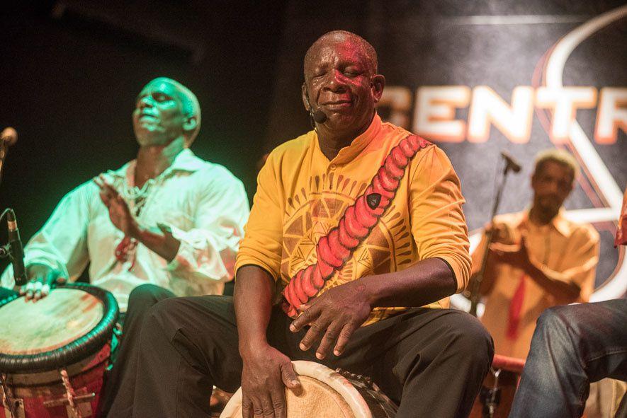 Le concert de Konsèp Kabann à SONIS vendredi 27 janvier