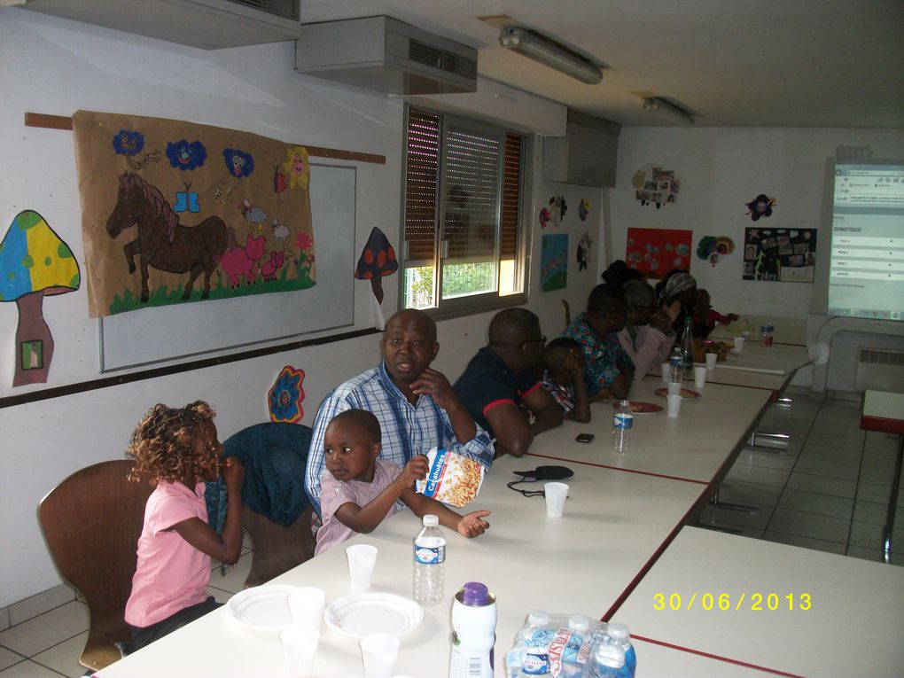 Photos Clôture accompagnement scolaire