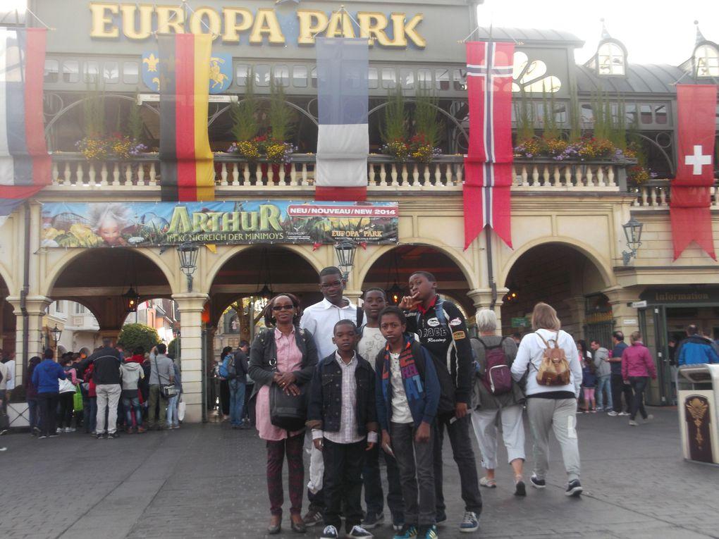 Photos Europa park 2014
