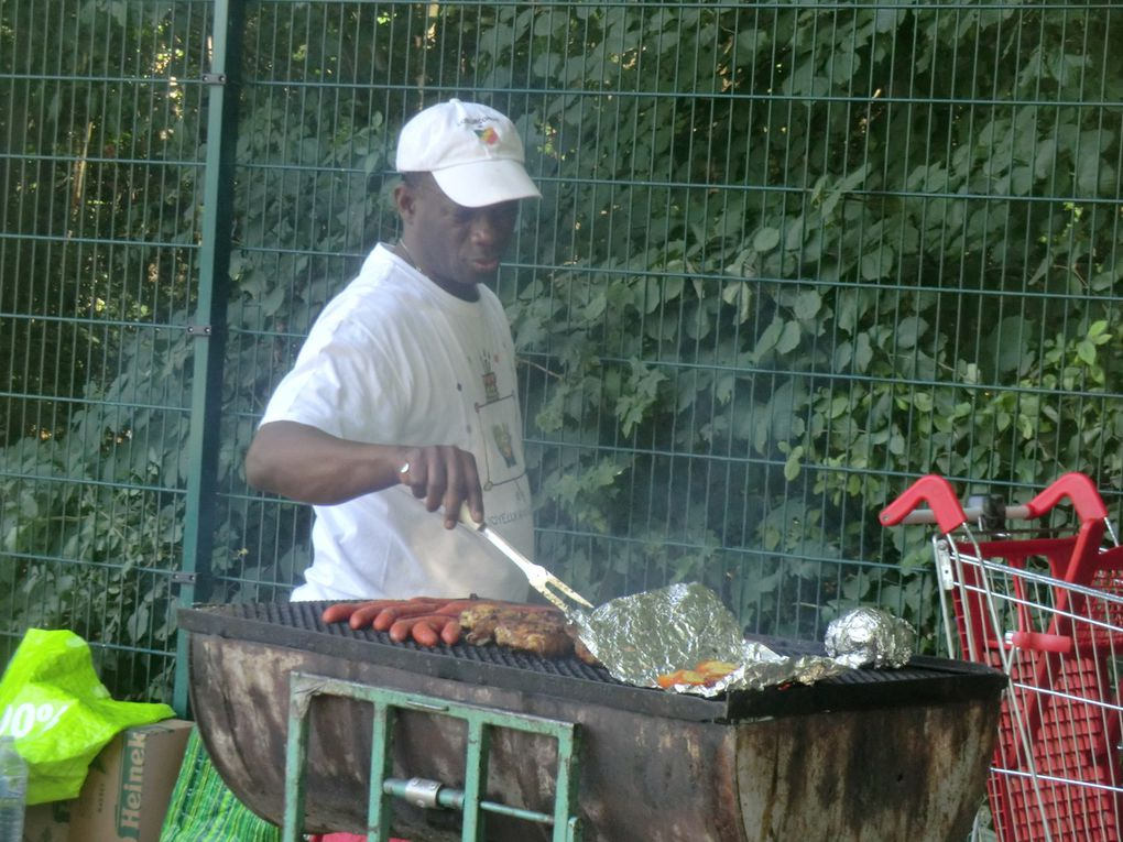 Photos Barbecue du 11 juillet 2015