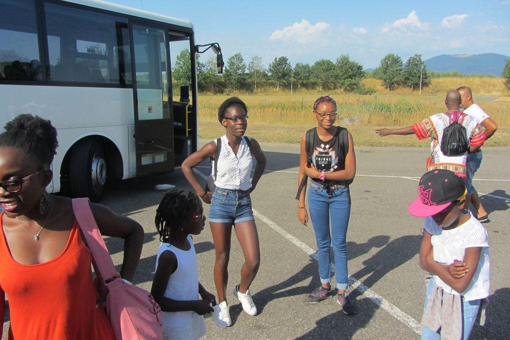 Photos de la sortie d'été 2015