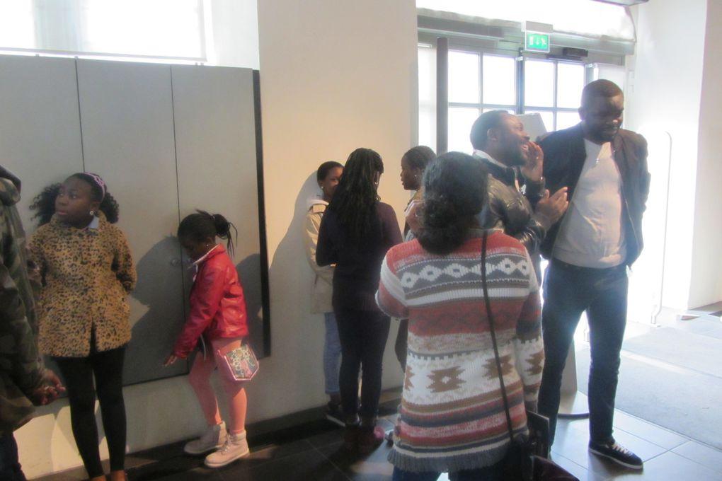 Visite du Musée historique de Strasbourg par les enfants de Coeur du Congo